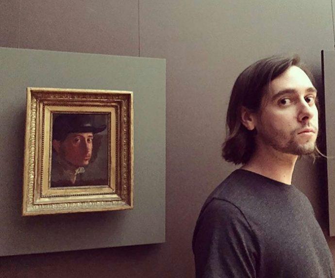 20 Personas que encontraron a sus dobles idénticos en las obras más inesperadas de los museos