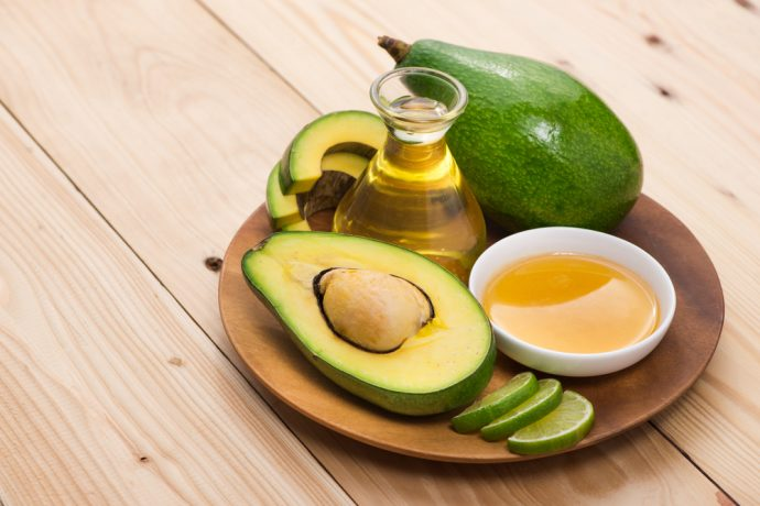 aguacate miel aceite