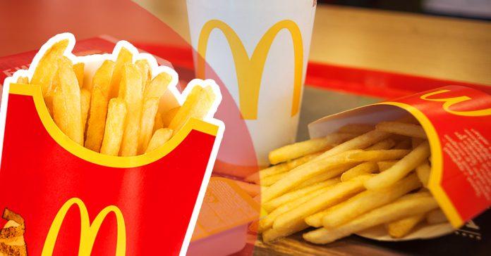 el truco de las patatas fritas la nueva estafa para ahorrar costes de mcdonalds banner