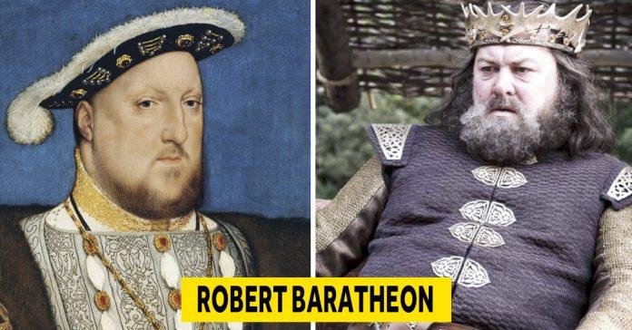 figuras historicas reales que inspiraron personajes de juego de tronos banner
