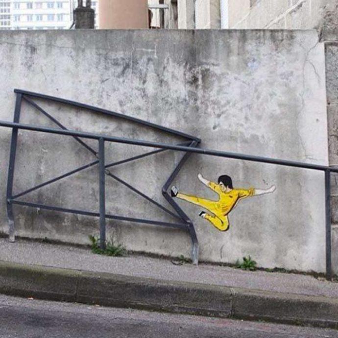 17 Imágenes que muestran por qué el vandalismo debería estar permitido en muchos casos