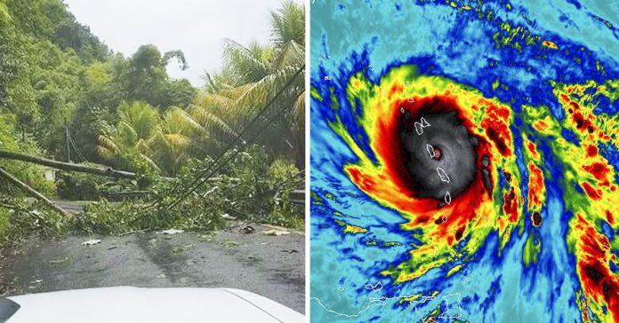 la naturaleza no perdona y tras el desastre de irma llegan los huracanes maria y jose banner