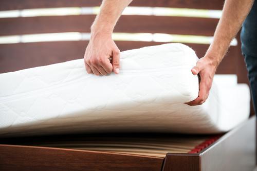 maneras de conseguir que tu dormitorio este libre de carcinogenos colchon