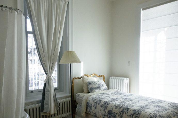 maneras de conseguir que tu dormitorio este libre de carcinogenos cortinas