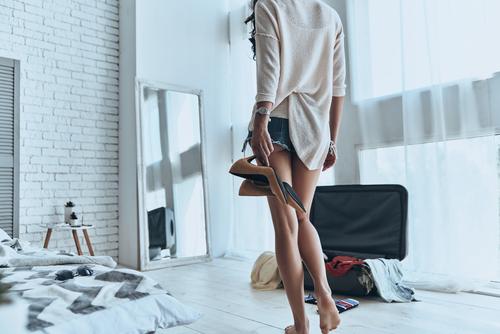 maneras de conseguir que tu dormitorio este libre de carcinogenos zapatos