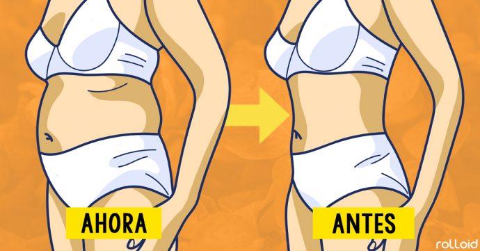 metabolismo antes ahora