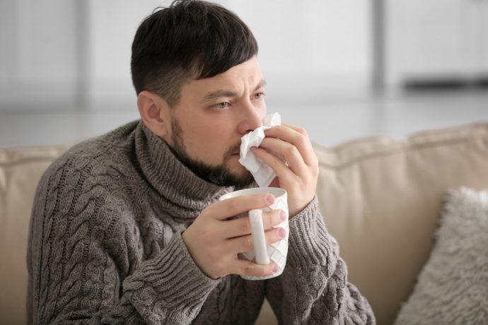 mocos nariz bebida