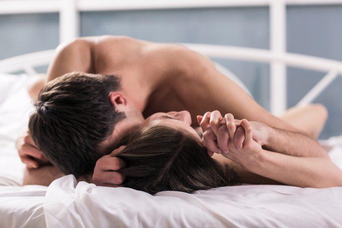 pareja sexo dos