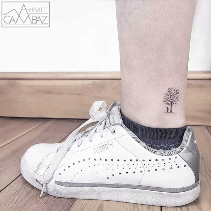 Los 15 Tatuajes de un famoso artista turco que querrás ahora mismo en tu piel