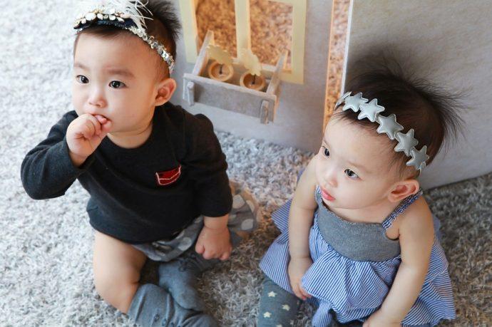 tipos raros de gemelos y mellizos heteropaternal