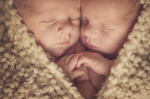 tipos raros de gemelos y mellizos polares