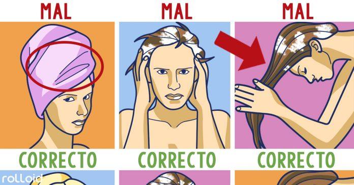 10 consejos para no tener que limpiar el pelo a diario banner