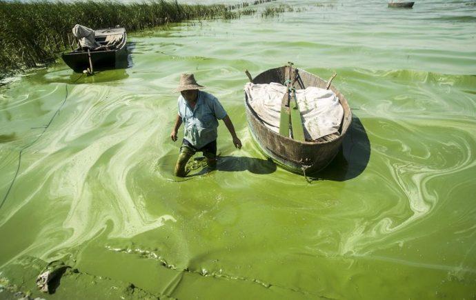 25 Preocupantes imágenes que muestran la extrema contaminación a la que se enfrenta China a diario