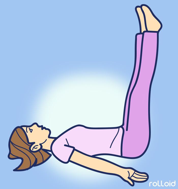 4 trucos para relajar la espalda y dormir como un bebe 02