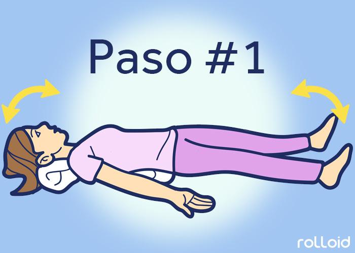 4 trucos para relajar la espalda y dormir como un bebe 03