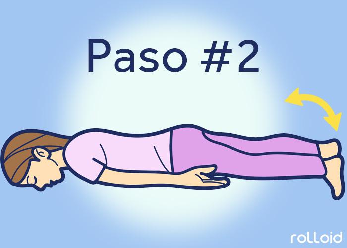 4 trucos para relajar la espalda y dormir como un bebe 04