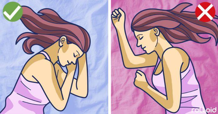 6 formas de dormir que te ayudaran a descansar banner