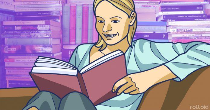 9 extranos habitos de lectura banner