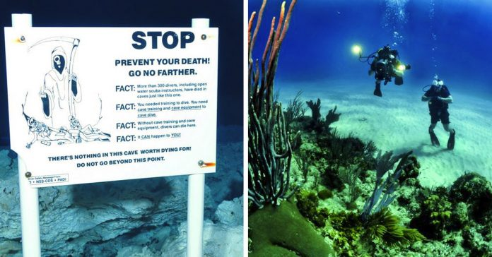 accidentes buceo banner