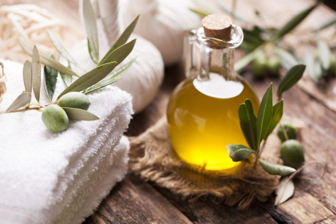 aceite de oliva dos
