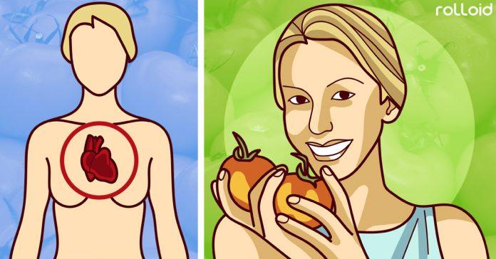 beneficios que aportan los tomates a la salud banner