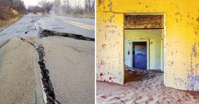 ciudades fantasmas provocadas por desastres banner