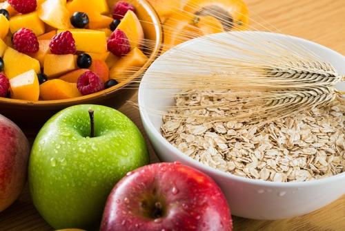 consecuencias de no comer frutas y verduras fibra