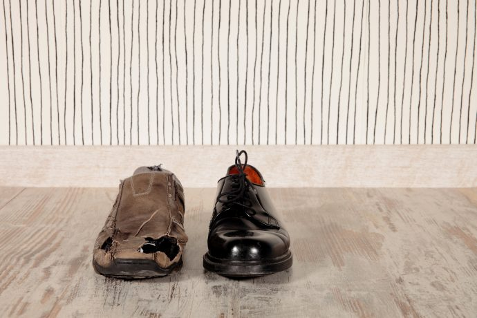 cosas que las personas ricas hacen y tu no zapatos