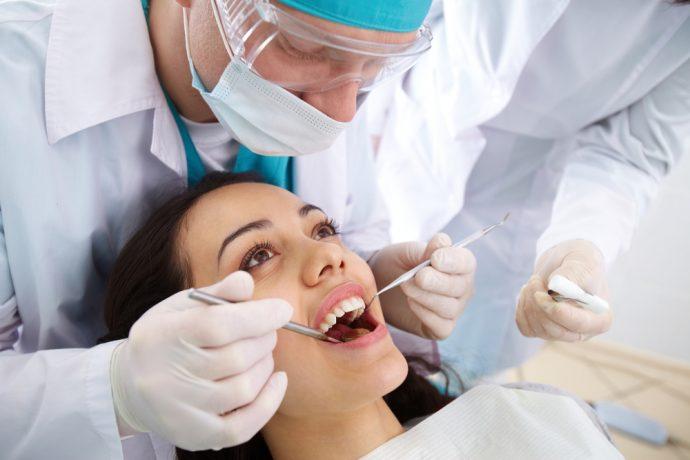 dentista empaste