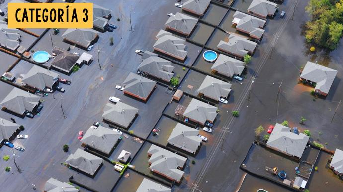 esto es lo que realmente significan las categorias de los huracanes 03