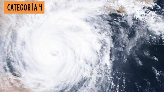 esto es lo que realmente significan las categorias de los huracanes 04