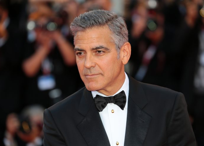george clooney canas