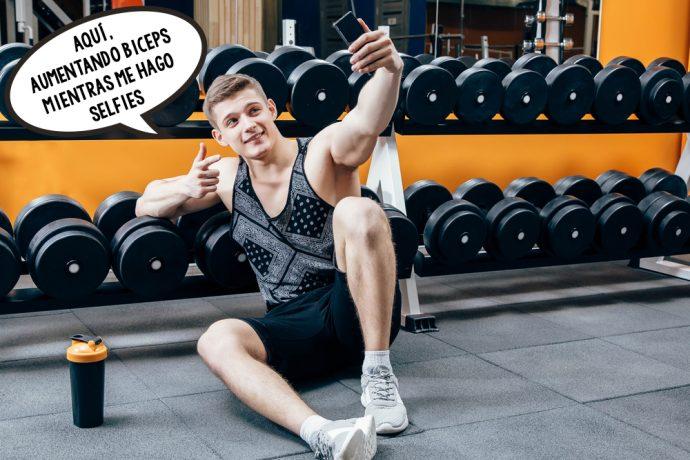 10 Típicas Personas que te puedes encontrar en el gimnasio en situaciones ridículas y surrealistas