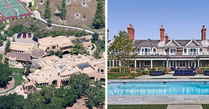 las increibles casas de famosos que te sorprenderan banner