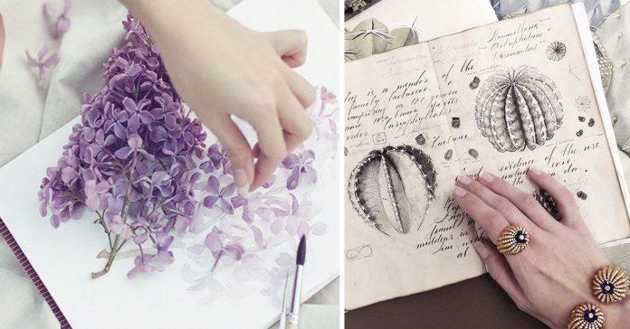 los secretos visuales del diario de un artista ruso banner