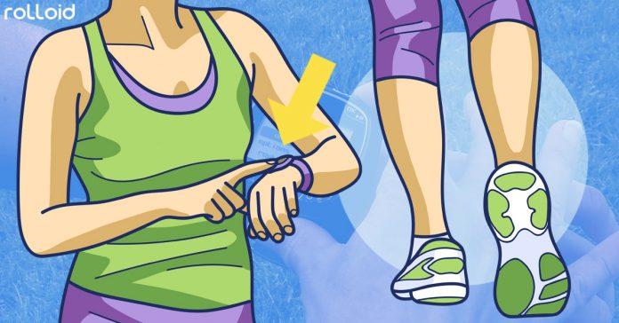 que le ocurre a tu cuerpo cuando andas 10000 pasos banner