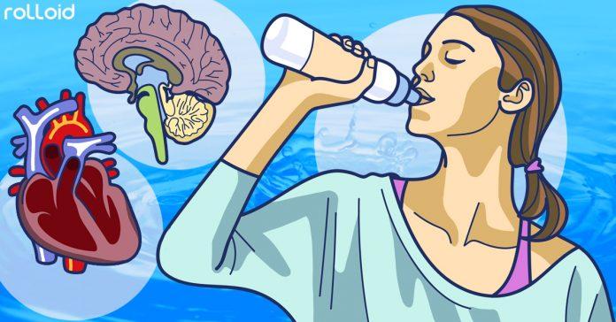 que le pasa a tu cuerpo cuando bebes agua banner