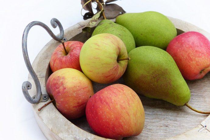 que son los alimentos termogenicos y por que adelgazan pera y manzana