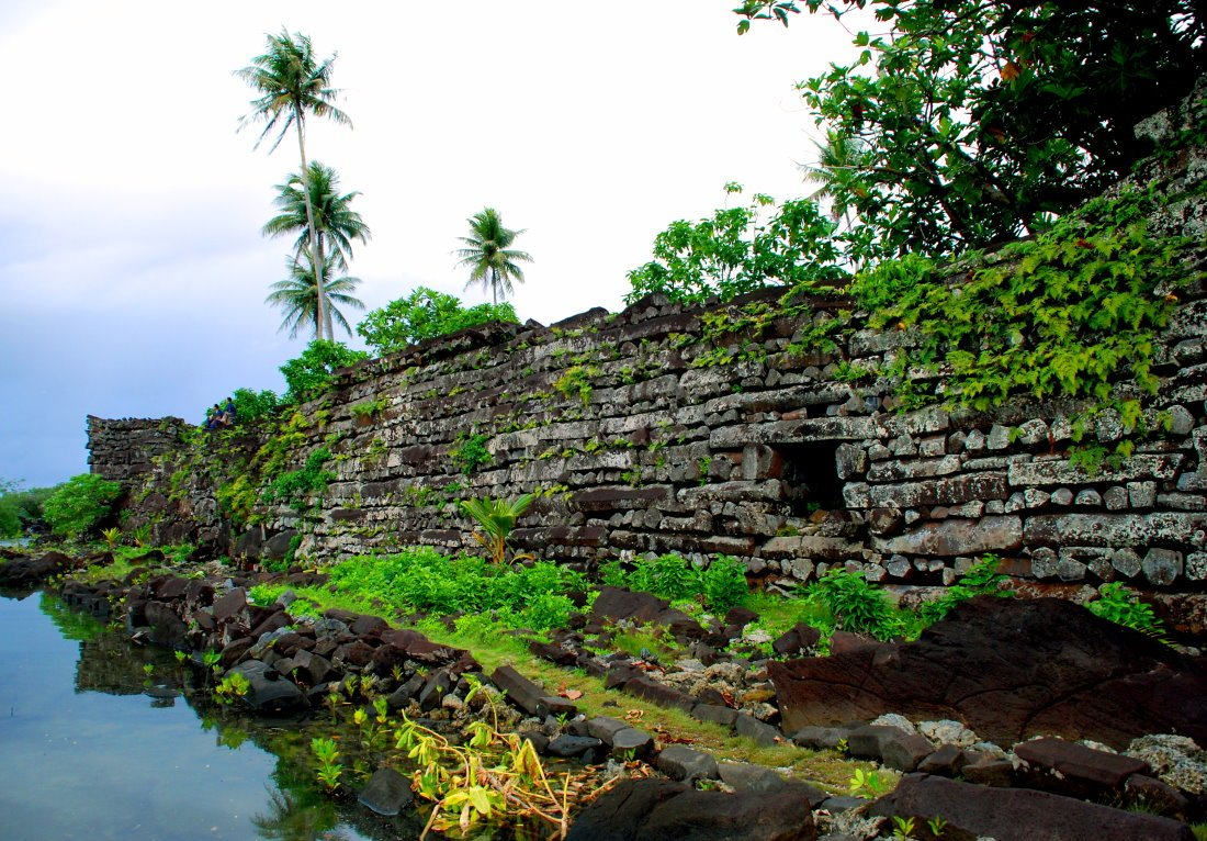 La ciudad perdida de Nan Madol: 'la isla fantasma' a la que todo el que la visita nunca regresa