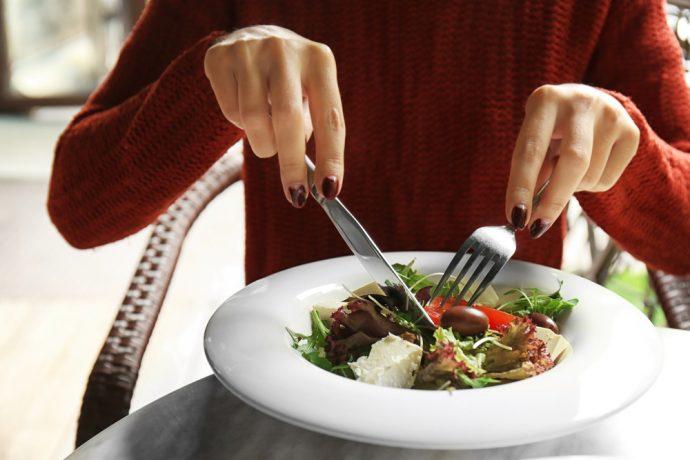 comer plato comida