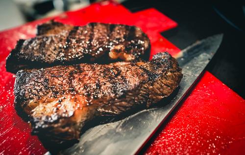 cual es el punto perfecto para comer la carne filete