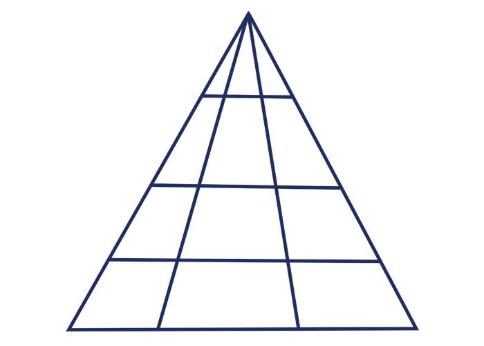 la imposible tarea de adivinar cuantos triangulos hay en esta foto 01