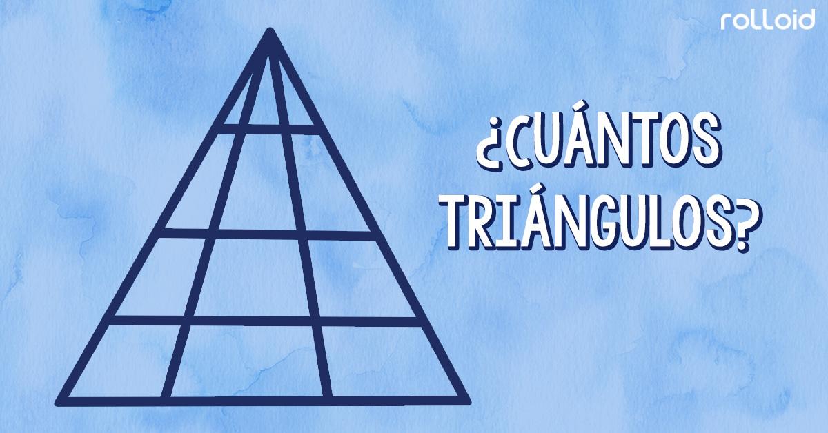la imposible tarea de adivinar cuantos triangulos hay en esta foto banner