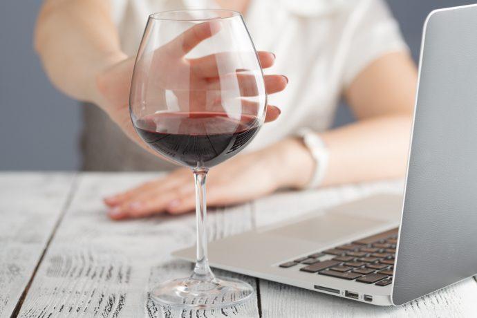 vino alcohol