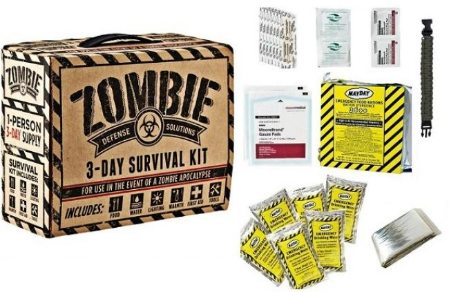 10 Cosas que deberíamos tener en casa para sobrevivir a un apocalipsis zombie