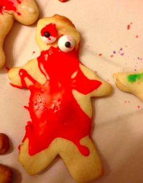 10 Desastrosos Intentos de Galletas de Navidad que ni Papá Noel probaría en su vida