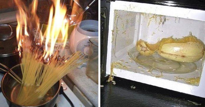 15 imagenes que nos ensenan que hay personas que no deberian entrar en una cocina banner