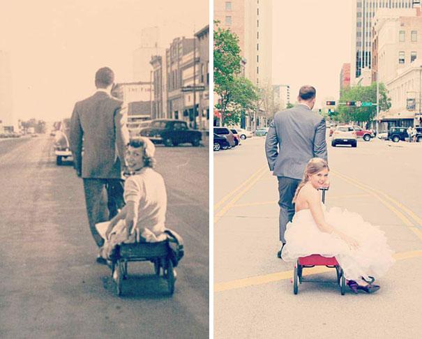 20 Personas que crearon las mejores escenas de sus abuelos con nota