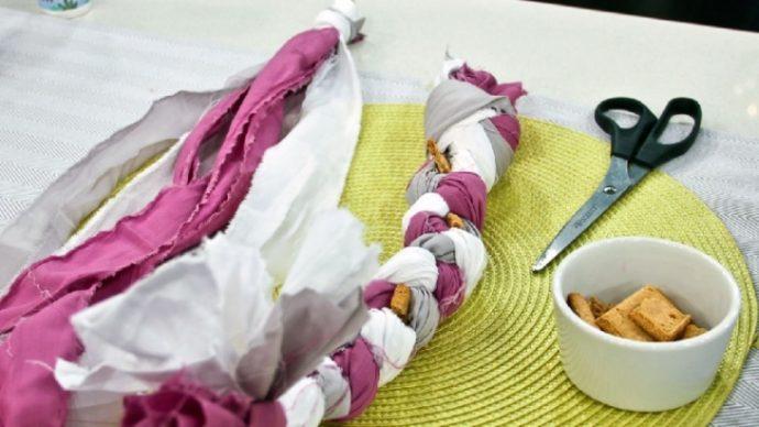 9 Divertidos inventos que se pueden crear con sábanas viejas para no tener que volver a tirarlas