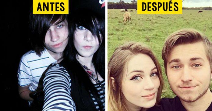 antes y despues adolescentes banner